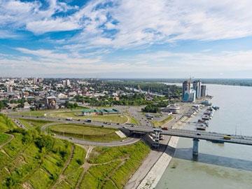 Завершен проект по разработке комплексной схемы организации дорожного движения городского округа — города Барнаула Алтайского края.