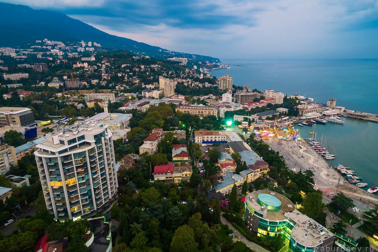 Завершение работ городского округа Ялта Республики Крым