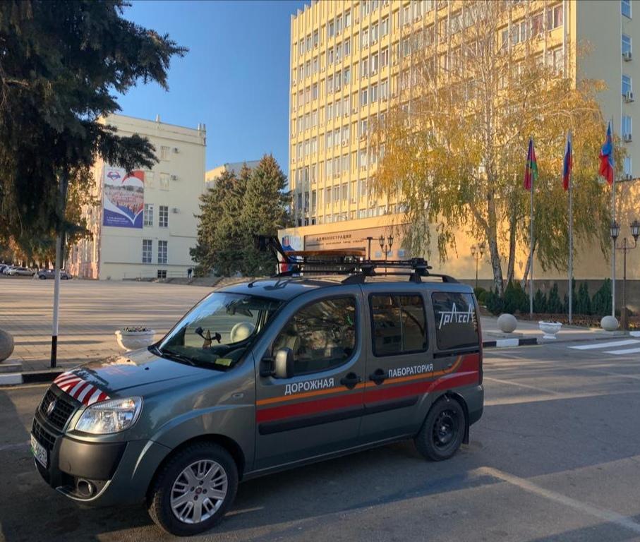 Выполнены полевые обследования для разработки паспортов автомобильных дорог муниципального образования город Армавир Краснодарского края
