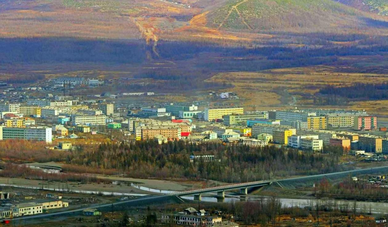Паспортизация Сусуманского городского округа Магаданской области